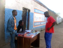 Voluntary Counselling and Testing